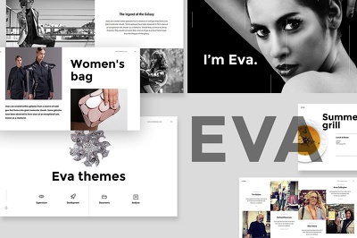 Deliver Eva PowerPoint Presentation