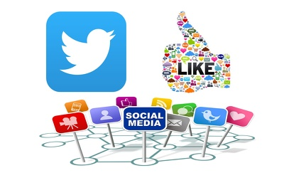 Provide 2000 HQ Twitter followers And 1000 Social Media Fans