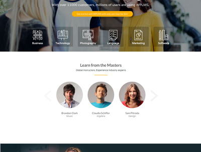 Install Wordpress Learning Management System Theme