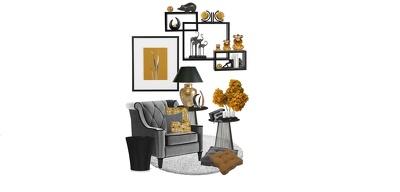 Develop an interior design concept directions plan