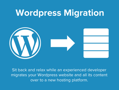 Migrate your Wordpress website to any hosting provider
