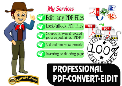 Do Adobe PDF Creation