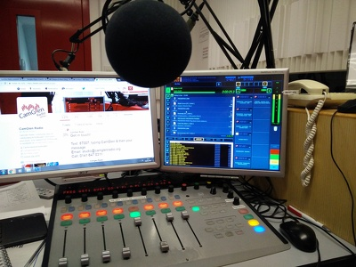 Provide voice work, including news-reading, continuity, acting, and voice overs.