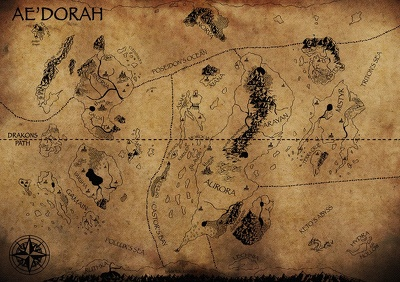 Create your fantasy map.