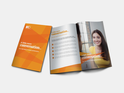 Design your company brochure / PDF / interactive PDF