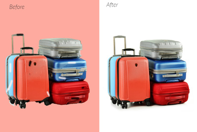 I can do color correction,masking &  product enhancement 20 images