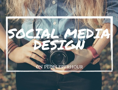 Create one appealing social media header or banner