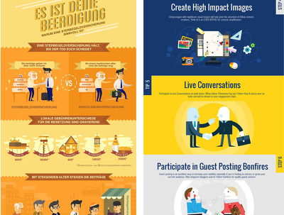 Design Most Amazing InfoGraphics in 24 Hours with Unlimited Revision