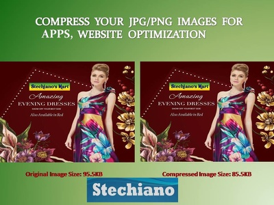 Web and App Optimization via Image Compression