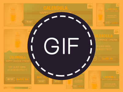 Create an Animated GIF Banner