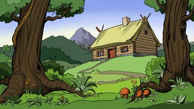 Create cartoon children illustration