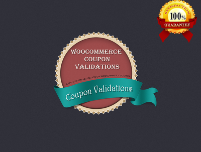 Woocommere Coupon Custom Validations Or Add Custom Validation Settings