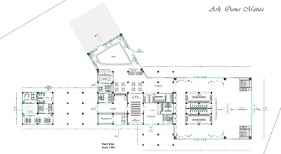 Convert your architectural plan from pdf, jpg, sketches to AutoCad/ Archicad