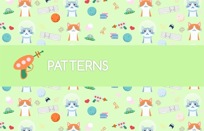 Design AMAZING custom patterns