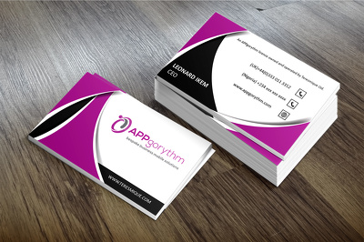 Design your Professional and Creative business card
