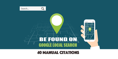 Manually Build 40 UK Local SEO Citation Links for Google Local
