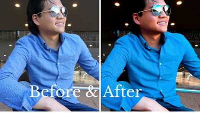 Turn A Boring Photo Into An AWESOME Picture with Professional Editing