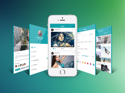 Design *Premium* Professional UI / UX For Android / iOS / Windows App