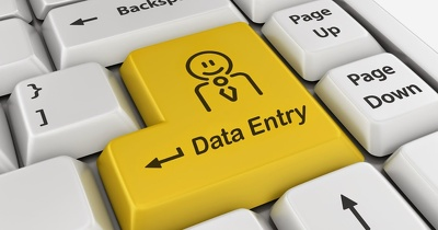Provide 1 hour of data entry support