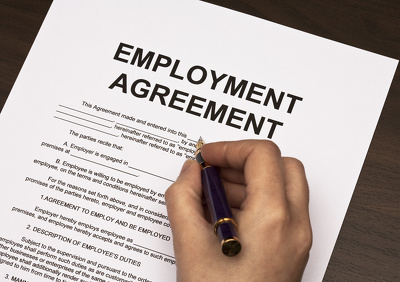 Produce a Employment Contract for your Business