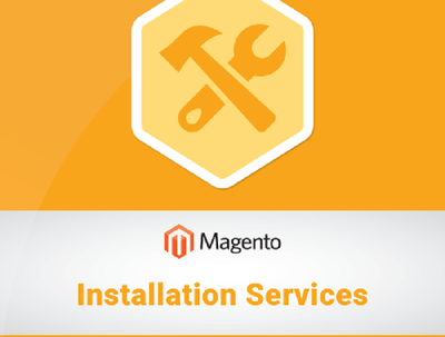 Offer magento installation with Linking Your database