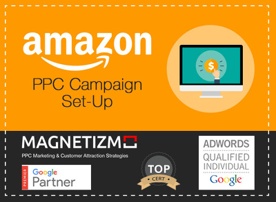 Set up a new Amazon PPC Campaign.