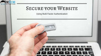 Help you secure your blog with MFA