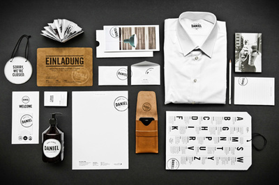 Design bespoke stationary branding pack for your business/company.
