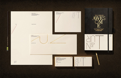Design your complete business stationery