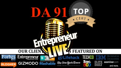 Publish Your Interview on DA 91 blog, Branding + dofollow link guest post