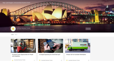 Guest Post on Pitch Engine - Australian Link Building