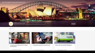 Guest Post on Pitch Engine - Australian Focus Link Building
