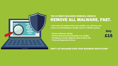 Remove All Malware from your website and remove any blacklist by Google