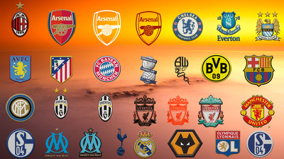 Provide football clubs database in the United Kingdom