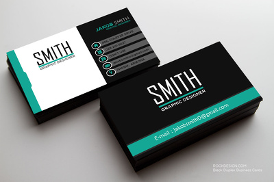 Design a creative Business Card with unlimited revision