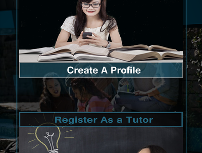 Develop online tutor marketplace website