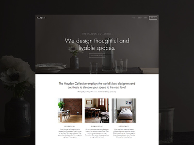 Design a Gorgeous SQUARESPACE Website