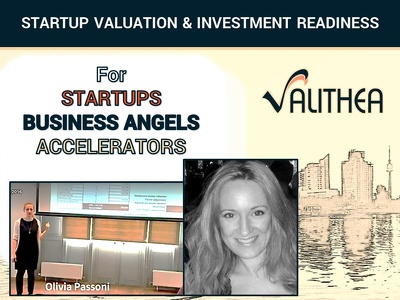 Provide a 2-hour startup investment readiness course (for startups or angels)