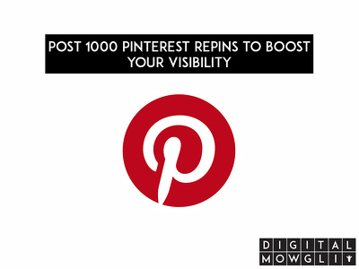 Post 1000 Pinterest repins to boost your visibility