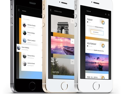 Create a cross platform mobile application