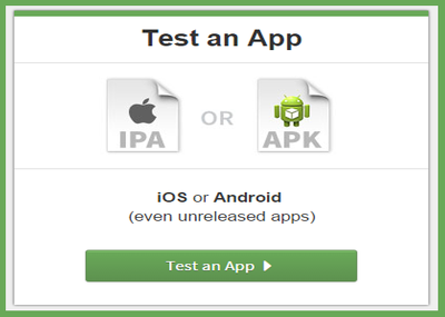 Test your website and app on different browsers and devices