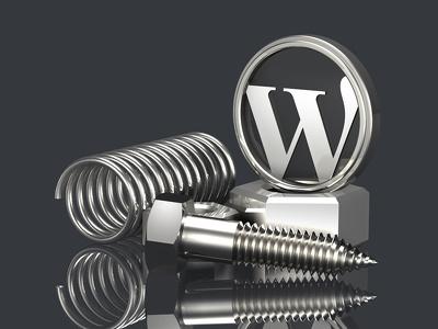 Install brand new WordPress WebSite
