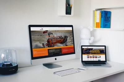 Develop A Bespoke Website using Perch CMS