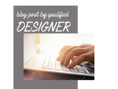 Write an blogpost about interior design, furniture or art