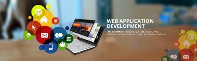 Develop a web based application