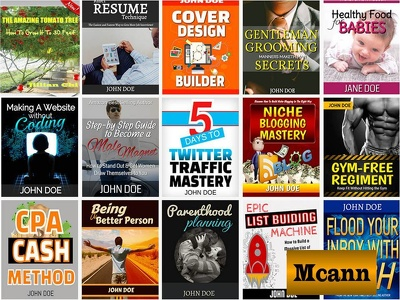 Design a Suitable ECover for your EBook