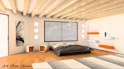 Design 3d photorealistic interior render