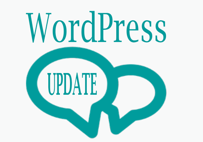 Update wordpress website content images and customize