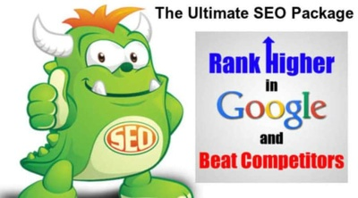 Ultimate SEO to Skyrocket Google Ranking of your website to Improve Sales