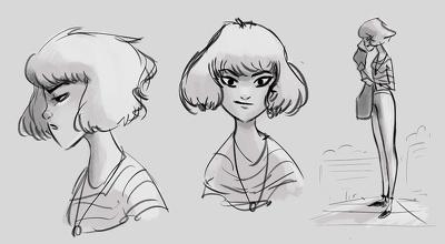 Design 2D Cartoon characters